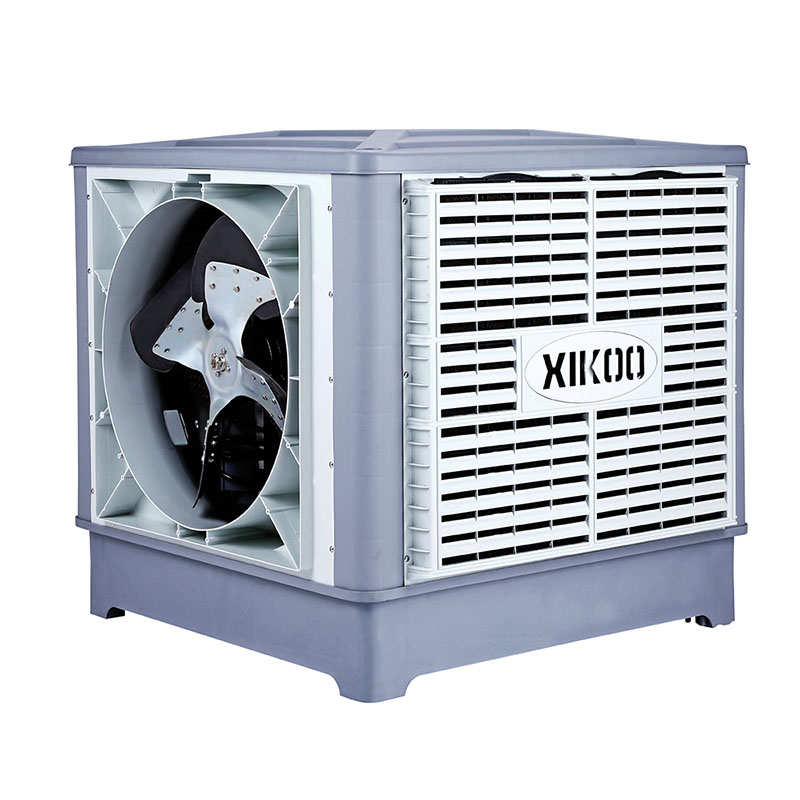 XK-18/23/ST New 12cm thickness cooling pad industrial air cooler Featured Image