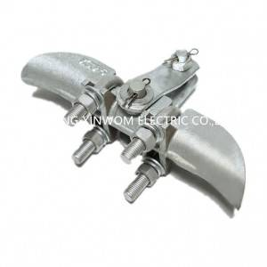 Suspension clamp (trunnion type)