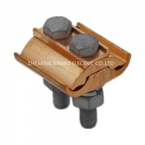 JB, JBL, JBT, JBTL series parallel groove clamp specific and insulation(1KV, 10KV, 20KV)