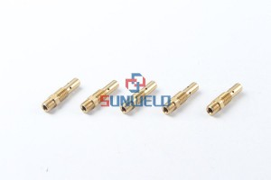 Contact Tip Holder XLU2000G03 for OTC Welding Torch 200A