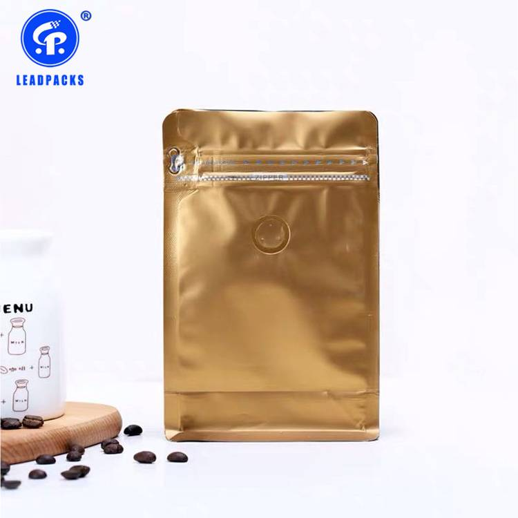 Foil Stand Up Pouch With Zipper Featured Image
