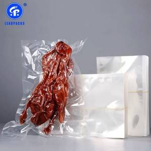 Vaccum Food Packaging Bag