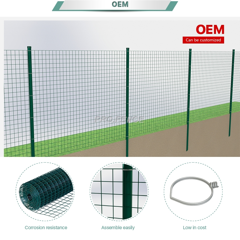 PVC coated weld wire mesh rolls for industrial and agricultural application Featured Image