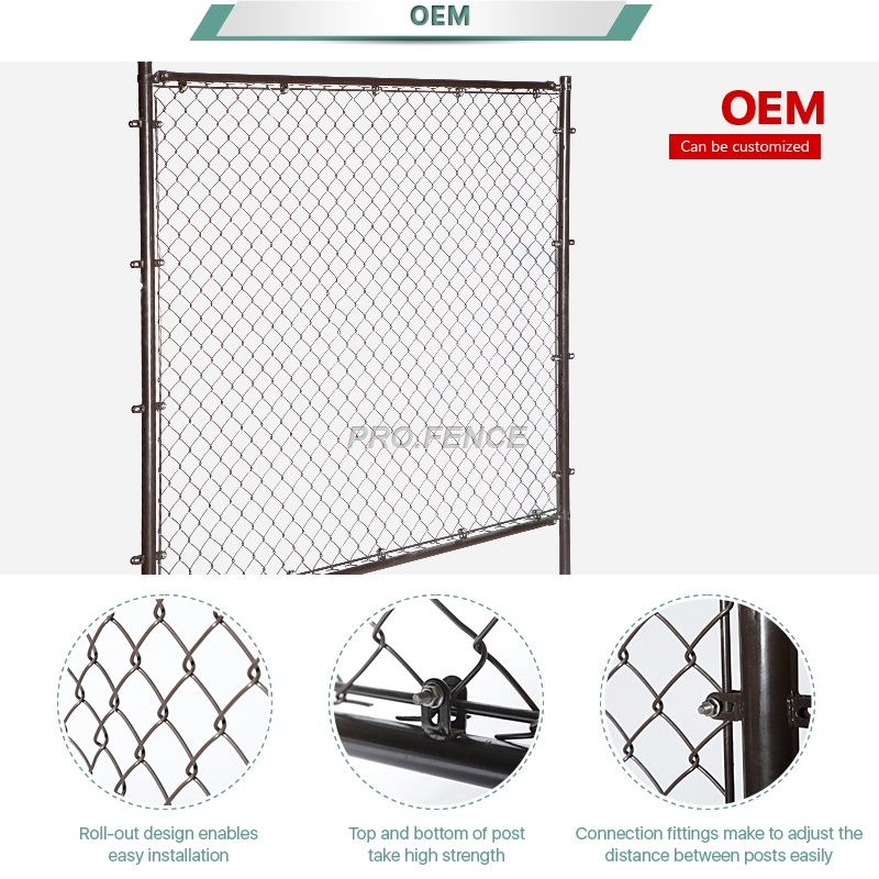Chain Link Fence For commercial and residential application Featured Image