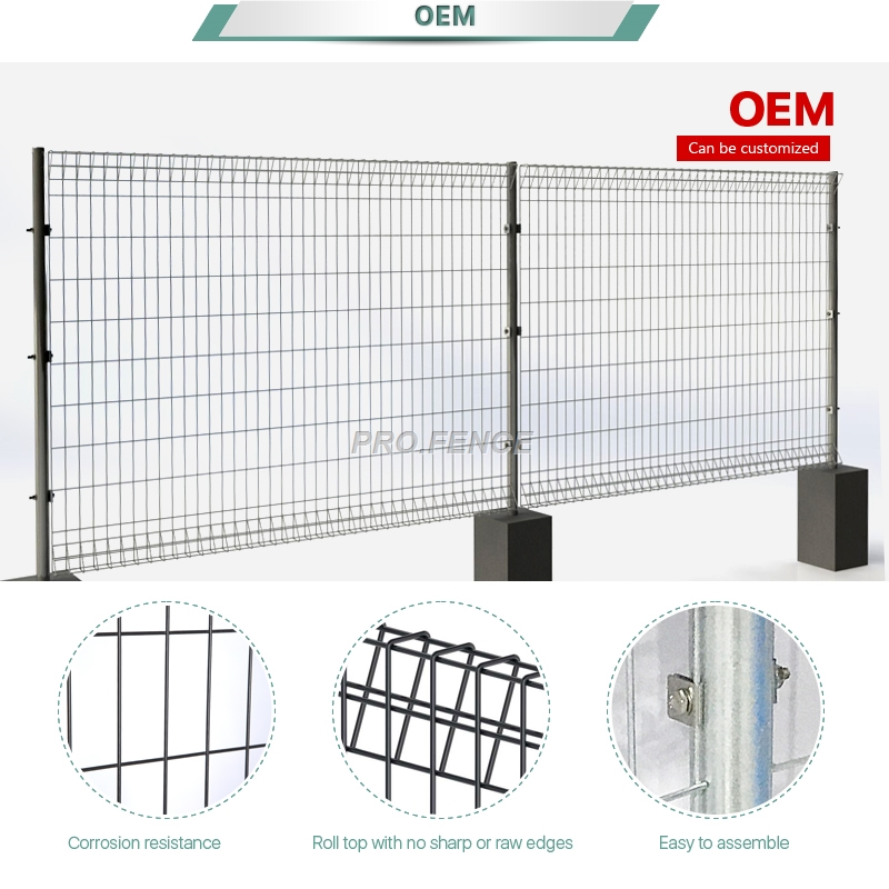 BRC Welded Mesh Fence for Architectural Fence Featured Image