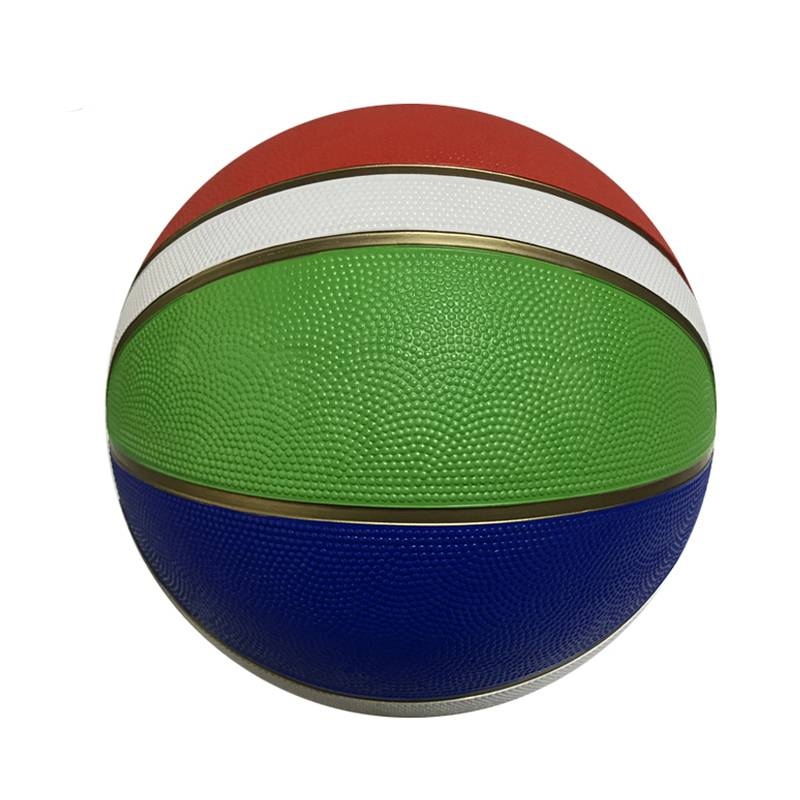 100% Original Quality Basketball - Wholesale custom cheap training indoor and outdoor rubber basketball – Xinxiang