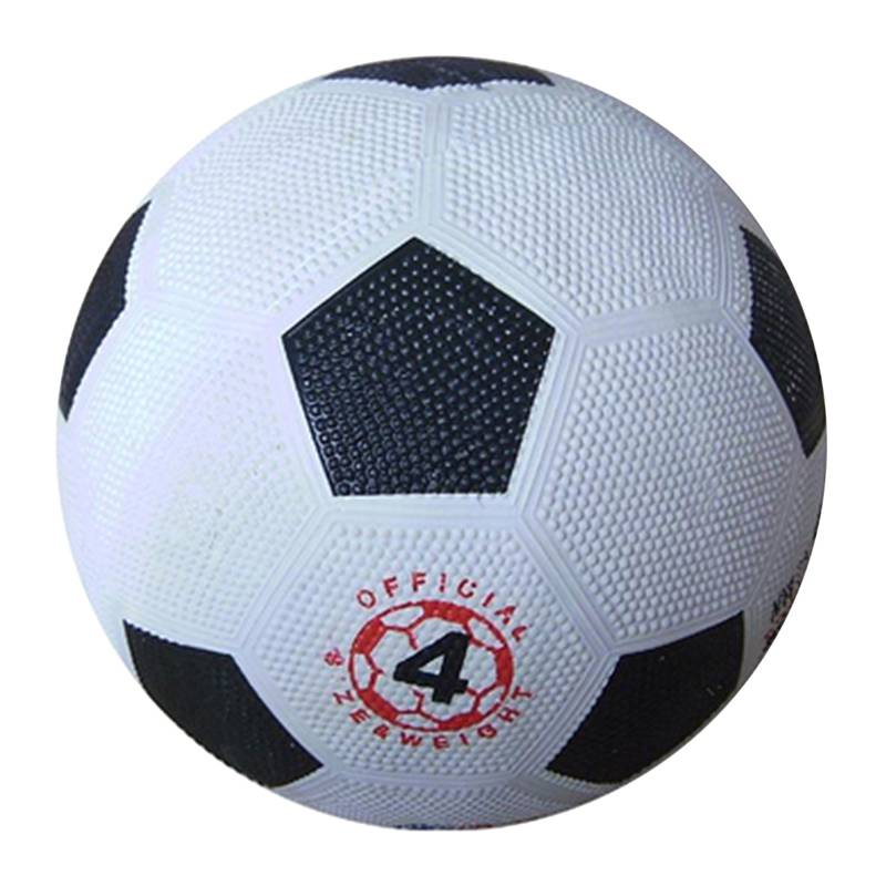Wholesale custom logo official size 3 sports inflatable soccer ball