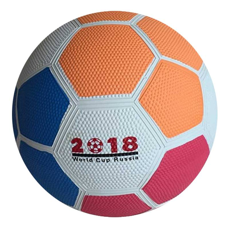 2020 wholesale custom high quality size 5 color sticky soccer ball