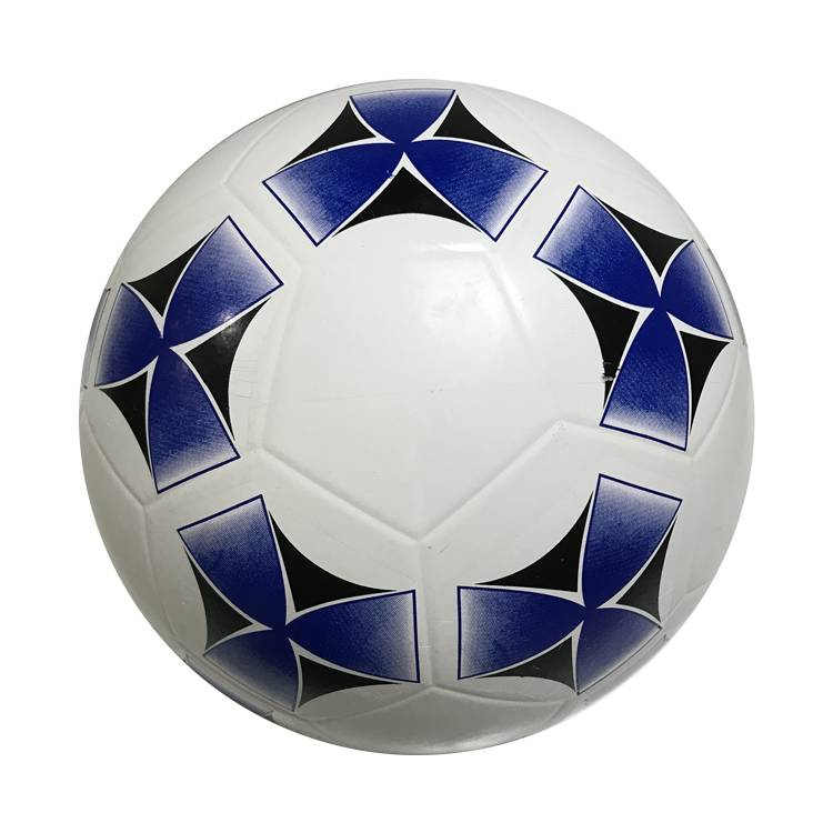 Online Design Your Own Football Colorful Custom Smooth Surface Soccer Ball