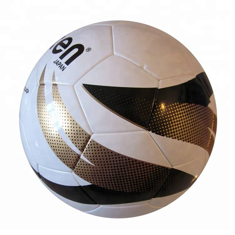 Outdoor Sports  Promotional Stitched Pvc Pu Football Soccer Ball