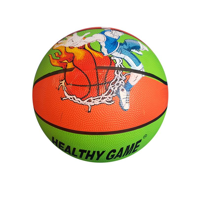 Swimming Pool Inflatable Basket ball adult children Water Toy Rubber Basketball