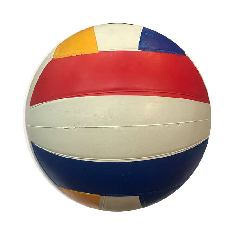 Brand Customized Logo Low Rubber Volleyball
