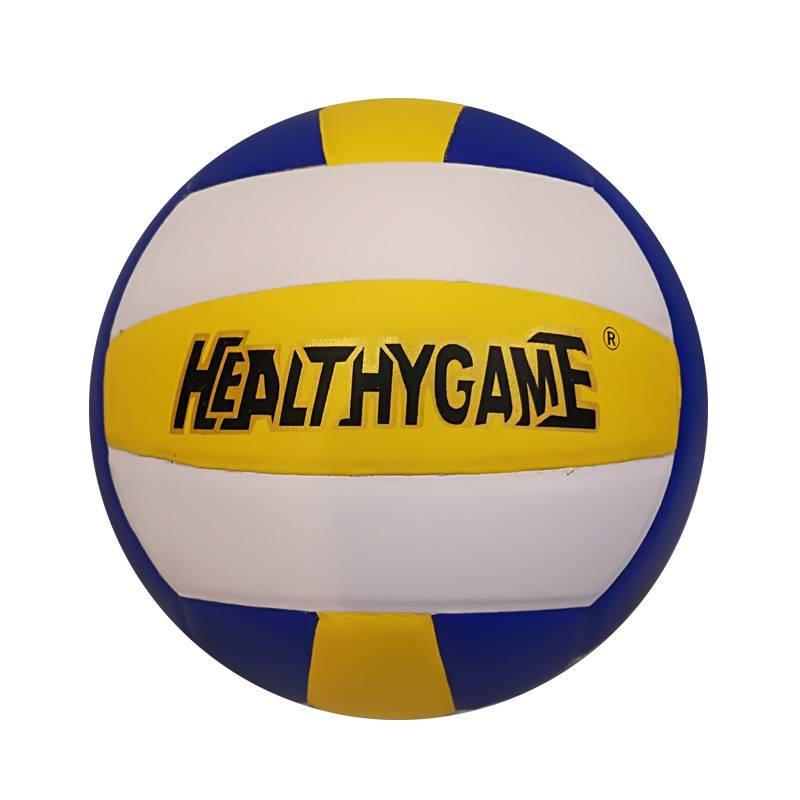 Wholesale custom high quality outdoor sports training leather volleyball ball