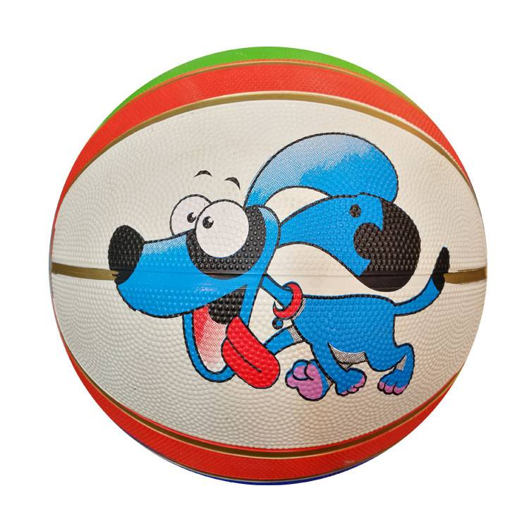 2020 Wholesale Outdoor Sports Size 7 High Quality Rubber Basketball