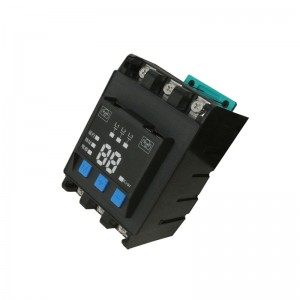 Capacitor switching switch for reactive power compensation of nfc-f2 0.4k system