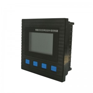 JKWB1-12(A) LCD screen Connect the composite switch LCD Intelligent reactive power compensation controller