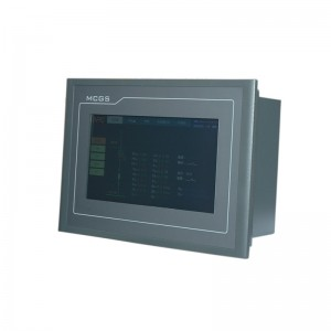 JKWV 7 Inch Touch screen control low voltage reactive power automatic compensation controller