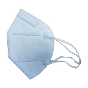 Disposable Dustproof Protective Breathing KN95 Face Mask