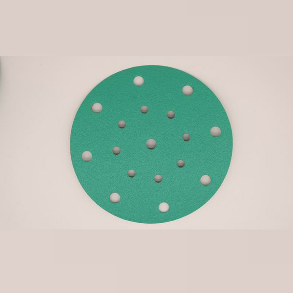 Wholesale Green Film Abrasive Tool Disc Sandpaper -L911 Featured Image