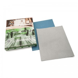 Wet and Dry Abrasive Polishing Sandpaper Sanding Sheets
