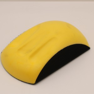 Customize Size And Color Polyurethane Sanding Pad For Pneumatic