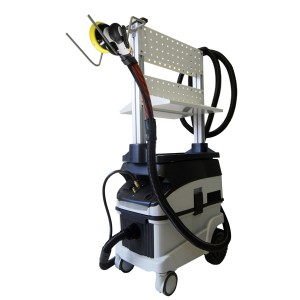 XYS Free Dust Mobile Dry Grinder(Standard)