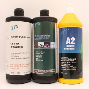 XYS Professional mechanical polishing agent-CY0818