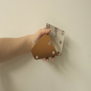 Square Sandpaper Sheet for Random Orbital Sander-A720T