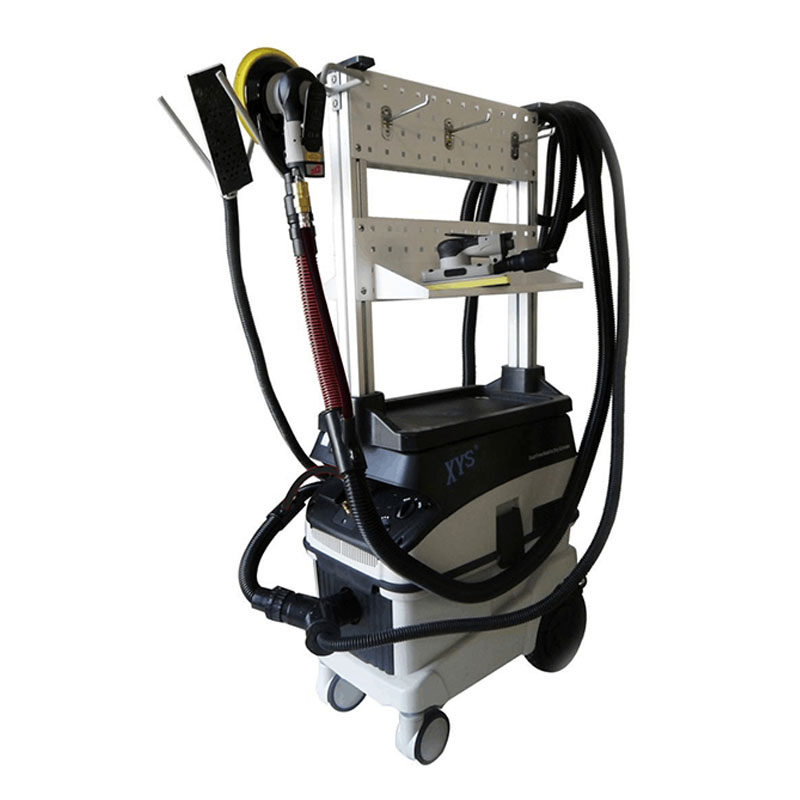 XYS Free Dust Mobile Dry Grinder(Standard) Featured Image