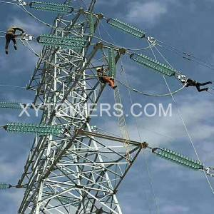 500kV power line  tower