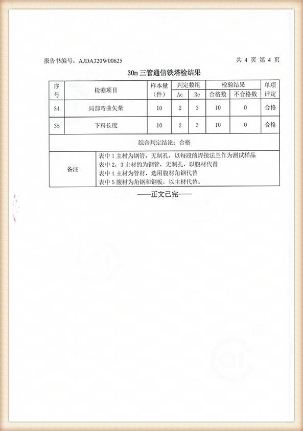 inspection report (5)