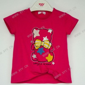 Girl's t-shirt s/s  LY-632