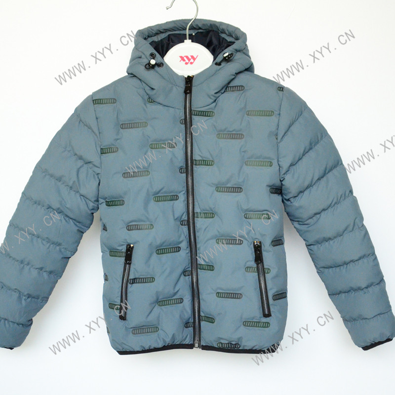 Boy's padded jacket SH-1021 Featured Image