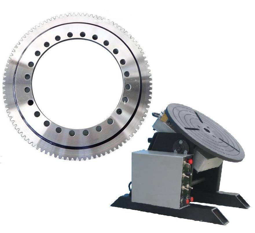 Professional slewing bearing manufacturer for welding positioner Featured Image