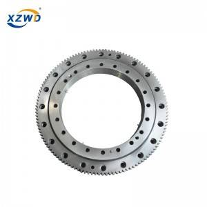 Customized OEM Roller Slewing Bearing used for Lifting transportation | XZWD