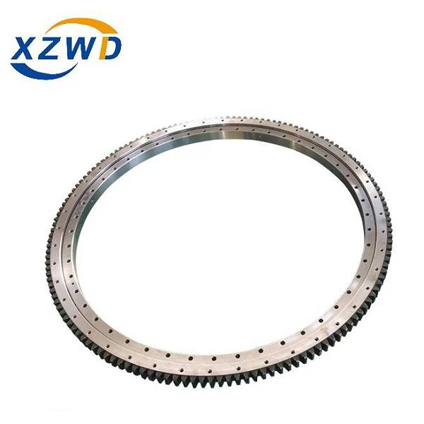 XZWD|ODM customized slewing ring WD-061.20.1094F thin type bearing Featured Image