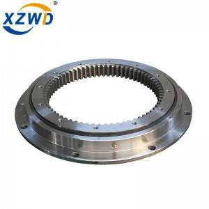 OUTER FLANGE SLEWING BEARINGS WITH INNER GEAR TEETH 232 SERIES