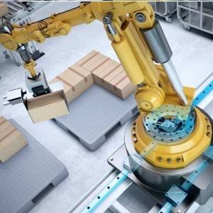 XZWD| China best slewing bearing for modern industrial robots