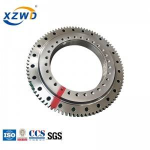 XZWD Roller Precision Slewing Bearing External Gear
