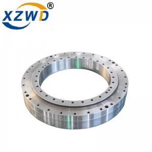 Non-geared Three row roller Slewing Bearing 130 Series for Heavy duty machinery