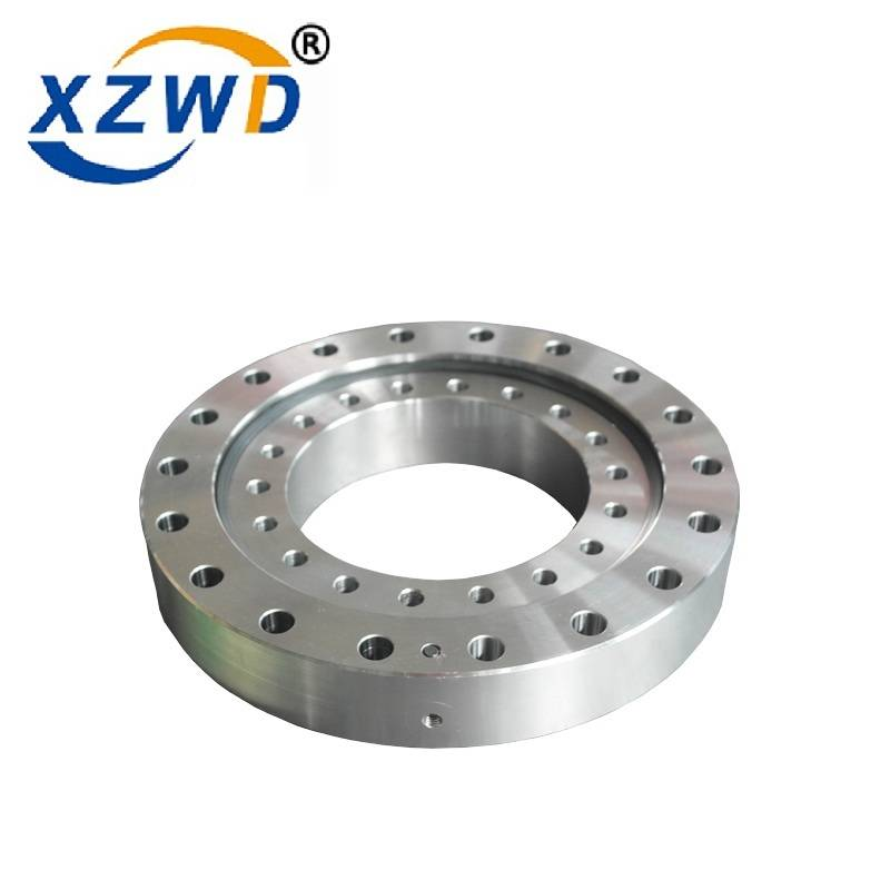 XZWD high precision single row ball slewing ring bearing without gear Featured Image