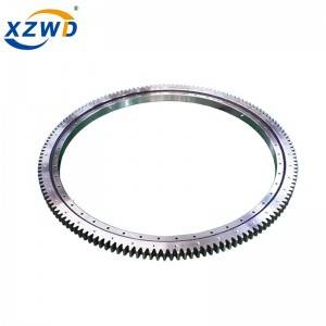 Light type Slewing Bearing with External gear (WD-061) for Food machinery