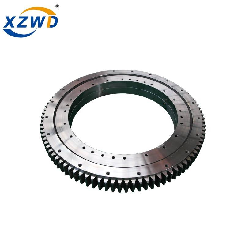 Three row roller turntable slewing bearing external gear 131.32.800 Featured Image