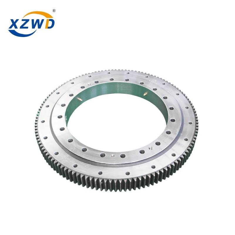 Customized OEM Roller Slewing Bearing used for Lifting transportation | XZWD Featured Image