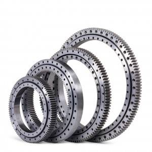 Wanda High quality Slewing Bearing with internal teeth for Mini Excavator