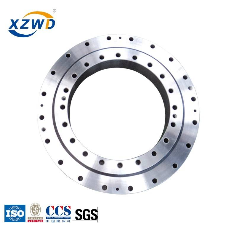 double row different ball size slewing bearing without gear 020.25.500 Featured Image