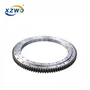 OEM single row ball slewing bearing for car parking system