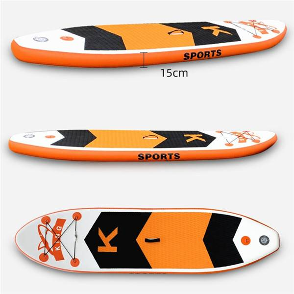 2020 new standing SUP surfboard leisure water sports equipment 0364 Featured Image