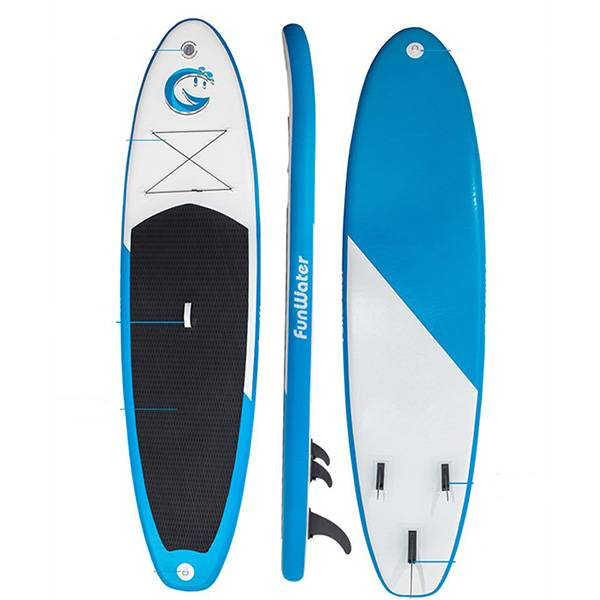 Inflatable surfboard SUP children stand-up surf board 0363 Featured Image