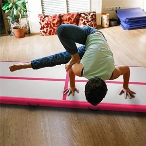 Unitarp Floating Inflatable Yoga Mat Adults Swimming Pool Water Yoga Mats With Eva Non-Slip Pad  0389